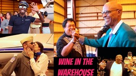 St. Croix Food And Wine - Wine In The Warehouse - St. Croix Foundation 2017