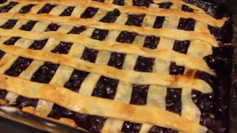 Best Pie / Blueberry Square Pie