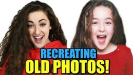 Recreating Childhood Photos - Ep 3