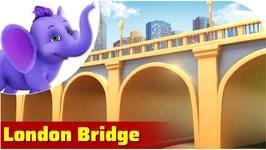 London Bridge Is Falling Down - Nursery Rhymes & Kids Songs For 2019 By Appu