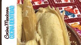 Cómo hacer Tamales de Almendra?