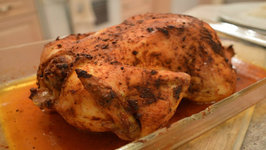 How To Roast Curried Whole Chicken