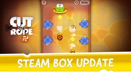 Cut the Rope - Steam Box Update