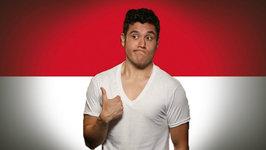 Flag Friday - Indonesia