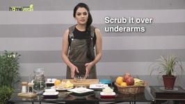 Orange Powder to Scrub Dark Underarms - Homeveda Remedies