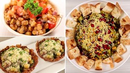 Best Chat Recipes / Must Try Chatpata Chaat Recipes / Bread Potato Chaat / Katori Chaat /Corn Chaat