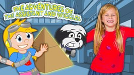 The Adventures Of The Assistant And Wiggles Episode 1 - Howie At The Museum