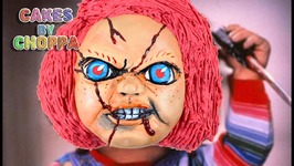 Halloween Cake - Chucky / Child's Play (How To)