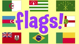 Flags for Kids - Part One