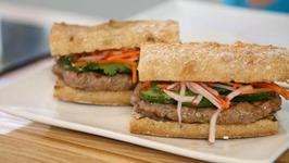 Banh Mì Burger
