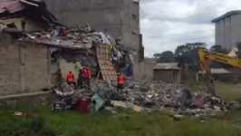 More Than a Dozen People Missing After 7-Storey Building Collapses in Nairobi
