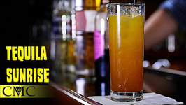 How To Make The Tequila Sunrise / Easy Tequila Drinks