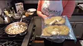 Caramelized Sea Scallops a Lean and Green Recipe