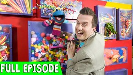 Super Sea Picture - Episode 7 - Full Episode - Mister Maker Comes To Town