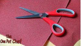 Quick Tips - Sharpening Scissors