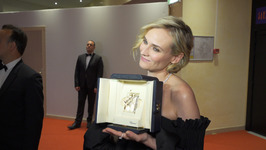 Diane Kruger to get tattoo after losing Cannes bet with director