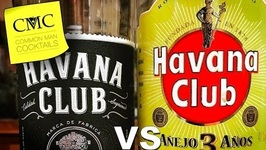 Havana Club Vs. Havana Club- The Rum War With Blind Taste Test / Who Wins?