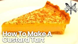 How To Make A Custard Tart