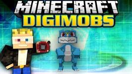Minecraft Modded Survival - Digimobs Modded Adventures - Demiveemon 4