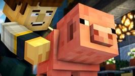 Minecraft Story Mode: Season 2 - Episode 1 - REUBEN IS ALIVE! 1