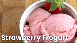 Strawberry Frogurt (Healthy Recipe)