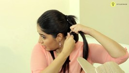 How To Create A Chain Link Braid Hairstyle