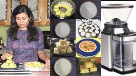 Homemade Flour Mixes Of Dhokla, Khaman, Idli, Dosa And More