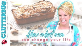 How A Loaf Can Change Your Life - Part One - Make Zucchini Bread Like A Boss