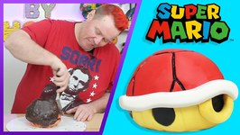 How To Make A Mario Kart Red Shell Cake