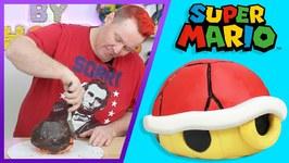 How To Make A Mario Kart Red Shell Cake