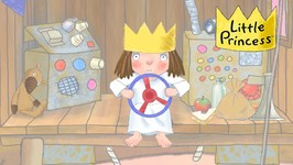 I Want To Go To Space - Cartoons For Kids - Little Princess - Episode 67