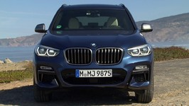 The new BMW X3 M40i Exterior Design