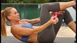 Total Body Workout With Weights - A Home Body Sculpt Workout With Dumbbells 25 Min