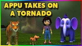 Appu Takes On A Tornado - 4k