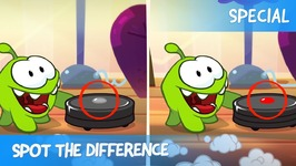 Spot the Difference Ep 21 - Om Nom Stories- Unpacking