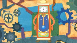 Hickory Dickory Dock - Cartoons For Toddlers - Kids Tv Nursery Rhymes For Children