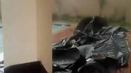 Hailstorm Leaves Trail of Destruction in Johannesburg's West Rand