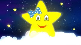 Twinkle Twinkle Little Star Nursery Rhyme For Kids And Children