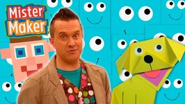 Square And Shapes - Full Episode - Mister Maker's Arty Party