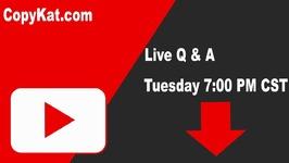 Stephanie Manley Live - Q&A Tuesday