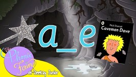 Learn To Read With The Phonic Fairy - Caveman Dave