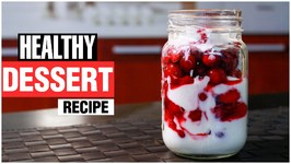 Healthy Dessert Recipes! Easy To Make At Home