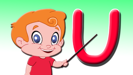 Vowel and Spelling U  Original Learning Song for Children