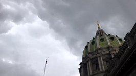 Storms Roll Through Harrisburg Region of Pennsylvania
