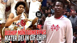 Mater Dei Upset By Ethan Thompson And Bishop Montgomery In Cif Championship Full Highlights