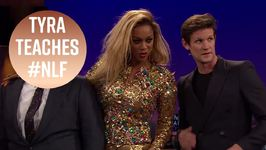 Matt Smith Hilariously Fails To Be Fierce With Tyra