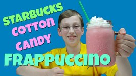 How To Make A Starbucks Cotton Candy Frappuc