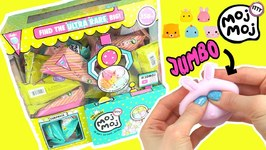 Moj Moj Itty Series FULL BOX Opening!! BIG KAHUNA Jelly Squishy FOUND