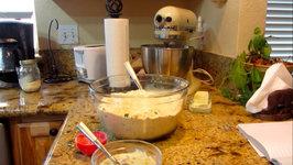 Prepping Food Storage Loaded Baked Potato Soup Mix