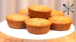 Easy Bran Muffins / Simple Snack Recipe